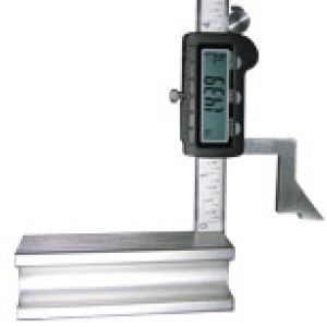 WIXEY WR200 Digital Height Gauge with fractions -เกจวัดความสูงแบบดิจิตอลพร้อมการวัดแบบเศษส่วนของนิ้ว