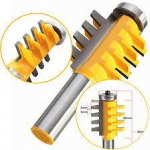 SIT 15131 Reversible Finger Joint/GlueJoint Router bit - ดอกเร้าเตอร์สำหรับทำการต่อชนไม้ ชนิดกลับด้านชน