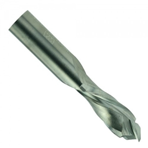 WHITESIDE UD2102- Solid Carbide Spiral Compression (Up/Down) Spiral Bit (U.S.A.)