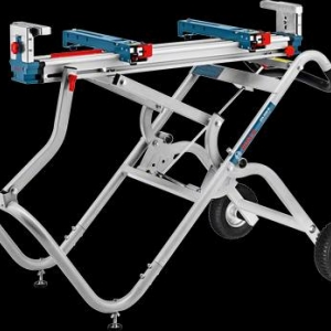 ขาตั้งเลื่อยตัดองศา Bosch GTA 2500 W Professional Miter Saw Stand 0601B12100