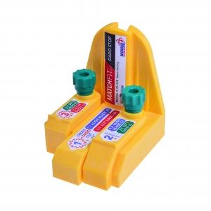 MICROJIG DS-333 MATCHFIT Dado Stop - จิ๊กช่วยตัดร่องไม้ (Dado)