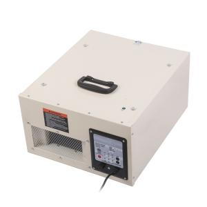 เครื่องกรองฝุ่นในอากาศสำหรับช็อปงานไม้ขนาด 409 CFM - Air Filtration System