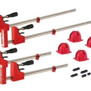 JET 70411 Parallel Clamp Framing Kit/ Cabinet Door Set -US