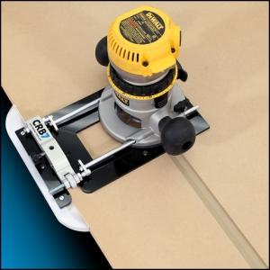 CRB7 Edge Guide/Side Fence Option 2 Kit - ชุดไกด์วิ่งตามขอบไม้ (ต้องซื้อชุดหลัก CRB7 MK3 ก่อน)