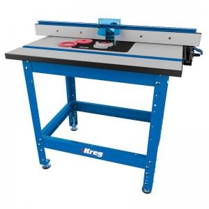 KREG Precision Router Table System and Accessories (โต๊ะเร้าเตอร์ และอุปกรณ์ประกอบจาก Kreg)