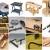 โต๊ะงานไม้ โต๊ะแคล้มป์ และอุปกรณ์ (Workbenches, Clamp Tables and Accessories)