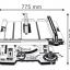 BOSCH GTS10XC -โต๊ะเลื่อย BOSCH รุ่น GTS10XC - 0601B30400 thumbnail 6