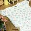 บอดี้สูท ลายสัตว์น้อยตัวจิ๋ว (เขียว) size 3-6 / 6-9 เดือน thumbnail 5