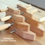SIT Beech Handscrew Wooden Clamps - แคล้มป์ไม้มือหมุนไม้บีช thumbnail 2