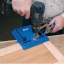 KREG Cabinet Hardware Jig - จิ๊กสำหรับติดตั้งมือจับ ปุ่มดึง ลิ้นชัก ประตูตู้ thumbnail 4
