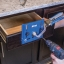 KREG KHI-PULL Cabinet Hardware Jig - จิ๊กสำหรับติดตั้งมือจับ ปุ่มดึง ลิ้นชัก ประตูตู้ - KHI-PULL thumbnail 3