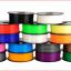 เส้นพลาสติค PLA ความบริสุทธิ์สูง ขนาด 1.75 มม. ม้วนละ 1 กก. - ANET 1.75mm High Purity PLA filament- 1kg.- thumbnail 7
