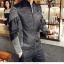 เสื้อแจ็คเก็ต หนังpu เสื้อแฟชั่นผู้ชาย สินค้านำเข้า thumbnail 5