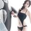 [พร้อมส่ง]BKN-494 ชุดว่ายน้ำวันพีช สีดำ เซ็กซี่ thumbnail 1