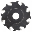 FREUD FI102 4-Inch 8 Tooth Blade for Biscuit Joiners - ใบตัดสำหรับเครื่องเจาะแผ่นบิสกิต U.S.A.(Made in Italy) thumbnail 1