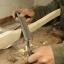 NAREX 8905xx Curved Drawknife - มีดเหลาไม้แบบใบมีดโค้ง มี 3 ขนาด 200มม. 240มม. และ 280มม. thumbnail 1