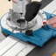 Bosch FSN RA32 800 Professional Guide rail 800mm with 32 hole layout (รางระบบ 32 ความยาว 800 มม สำหรับใช้กับเร้าเตอร์) thumbnail 3