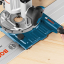 Bosch FSN OFA - Router Guide Rail Adaptor- ฐานสำหรับติดตั้งเร้าเตอร์เพื่อใช้กับราง Bosch, Festool, Makita - 1600Z0000G thumbnail 4