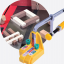 MICROJIG DVC-525K2 MATCHFIT Dovetail Clamp รุ่น DVC-525K2 -แคล้มป์แขนยึดทรงหางเหยี่ยว 2 อัน/ชุด ใข้ยึดราง Track Saw ของ Festool, Makita ได้ thumbnail 2