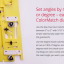 MICROJIG TJ-5000 MicroDial Taper Jig - จิ๊กช่วยในการตัดเอียง thumbnail 2