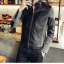 เสื้อแจ็คเก็ต หนังpu เสื้อแฟชั่นผู้ชาย สินค้านำเข้า thumbnail 2