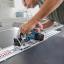 Bosch GKT55GCE Professional Track Saw Standard Set (เลื่อยรางบ็อชชุดมาตรฐาน พร้อมราง 1.6 ม. และกล่องใส่เลื่อย L-Boxx) thumbnail 5