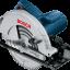 BOSCH GKS235 Turbo เลื่อยวงเดือน 9 นิ้ว BOSCH รุ่น GKS235 Turbo (2050 วัตต์) - 06015A20K0 thumbnail 1