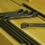 """14"""" Standard and 8"""" Short Forged Holdfasts - แคล้มป์ยึดไม้อเนกประสงค์สำหรับโต๊ะงานไม้มี 2 ขนาดให้เลือก ขนาดมาตรฐาน และขนาดสั้น thumbnail 1"""