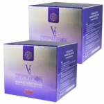 SET โปร ครีม V2 Revolution Night Repair วีทู โดย ญาญ่าหญิง(รฐา) 30 ml. x2