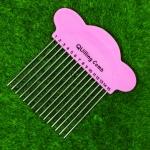 หวีสำหรับงานม้วนกระดาษ (Quilling Comb)