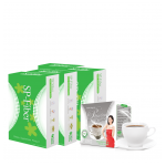 SP- Fiber 4 กล่อง ฟรี!! P-Prosrim Coffee Plus 1 กล่อง