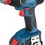 Bosch GDX 18 V-Li: Cordless Impact Driver/ Wrench- บล็อคไขควงกระแทกไร้สาย thumbnail 1
