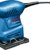 BOSCH GSS1400 เครื่องขัดกระดาษทราย สี่เหลียมจตุรัส BOSCH รุ่น GSS1400 - 06012A20K0